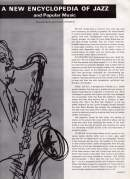 A New Encyclopedia of Jazz and Popular Music reprinted from PUNCH